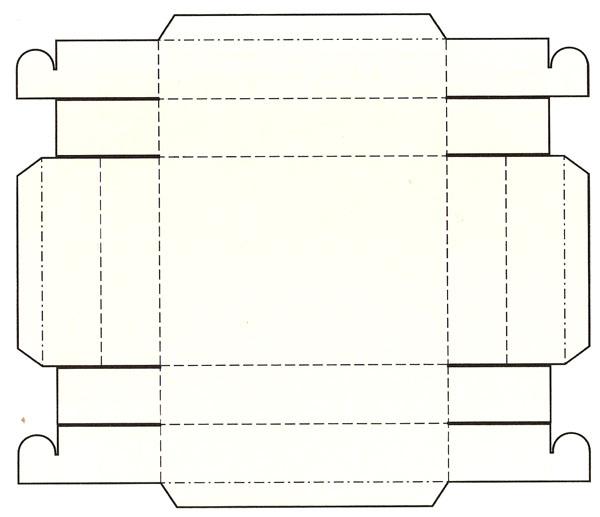 结构_最齐全的单纸盒包装设计结构大全